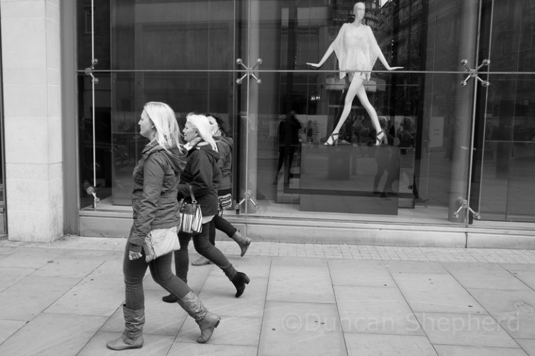 Manchester Street Photography