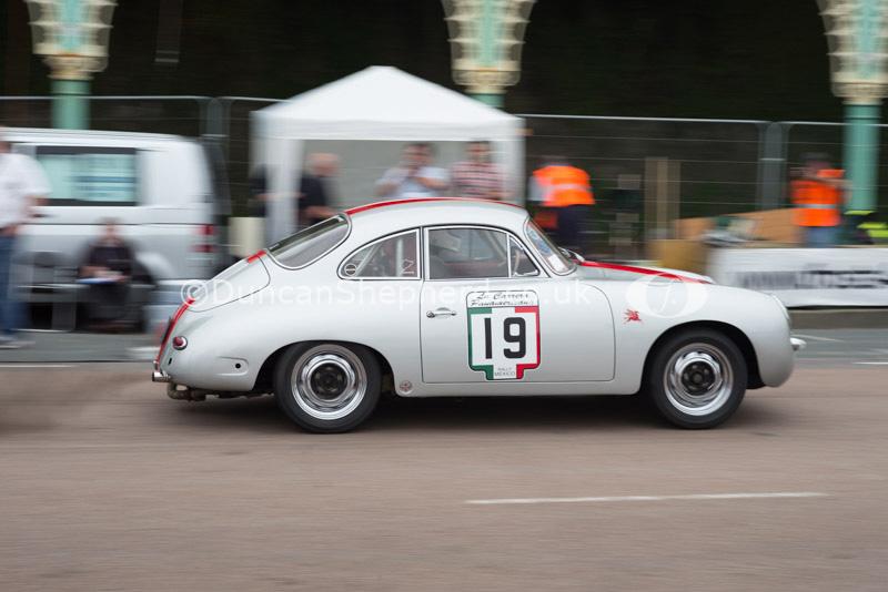 Porsche Leica M 240 Brighton Speed trials